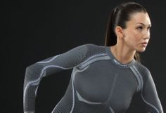Erogaring protects and supports the body during competition and in all active sports.