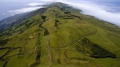 Cordilheira Vulcânica Central - Ilha de São Jorge - Açores