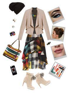 """Style? Check!"" by lmello on Polyvore featuring BCBGMAXAZRIA, Preen, Étoile Isabel Marant, I. Ronni Kappos, White House Black Market, Polaroid, Relic, Chanel, Betsey Johnson and Belle Etoile"