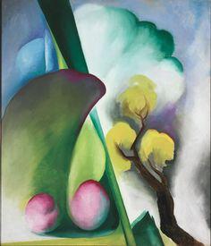 Spring by Georgia O'Keeffe