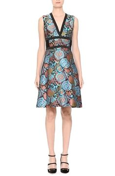 Free shipping and returns on Etro 'Kimono' Floral Print Silk Dress at Nordstrom.com. Pre-order this style from the Pre-Spring/Resort 2017 collection! Limited quantities. Ships as soon as available. You'll be charged only when your item ships.A patchwork of Japonisme-inspired floral prints adds vibrant color to a beautiful silk dress styled with a romantic bow-tied band collar, gently ruffled short sleeves and a gracefully draped bias-cut skirt.