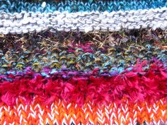Chicago Knitted Journey November 2014-plus Bowie! | Coolclimates fiber and handspun yarn #bowie #chicago #knitting