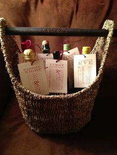 Great Wedding gift basket