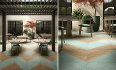 Chevrons. Rediscovery of Cersaie 2015 · Tile.Expert