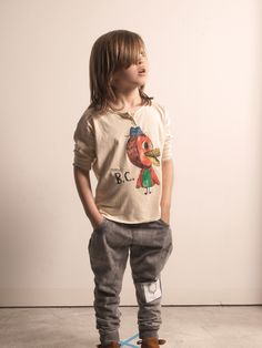 Bobo Choses new collection AW2014 A day in LA  // Zirimola eco shop www.zirimola.com