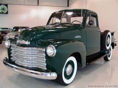 1953 chevy truck for sale | DANIEL SCHMITT & CO CLASSIC CAR GALLERY PRESENTS: 1953 CHEVROLET 3100 ...