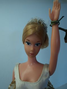 1976 Ballerina Barbie in original outfit