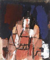 Eugene Brands (1913-2002)   Stad in de avond   Christie's
