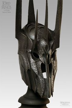 See More Mordor. Sideshow Collectibles Mouth of Sauron Helm Mouth of Sauron