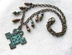 Coptic Cross Necklace | Flickr - Photo Sharing!