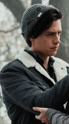 Not anime related but jughead. Yes I obviously watch Riverdale ~
