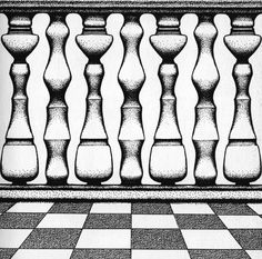 Optical illusion what do you see?