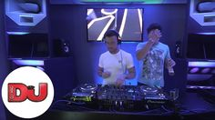 Miller SoundClash Presents: Tom & Collins LIVE from DJ Mag HQ