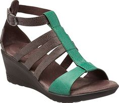 New in box Keen Sandals size New in box size Keen Victoria Sandals. Cascade brown with teal green. True to size and super comfy. Smoke free home. Keen Shoes, Crazy Shoes, Me Too Shoes, Wedge Sandals, Wedge Shoes, Summer Sandals, Sandals Outfit, Casual Shoes, Personal Style