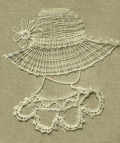 Handcraft Blog: bobbin lace