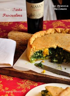 Pascualina (Spinach & Egg) Pie