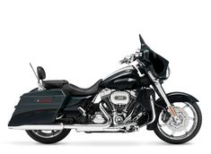 Information, pricing and key specs for the 2012 Harley-Davidson CVO Street Glide.