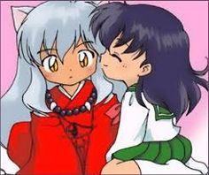 Resultado de imagen para inuyasha y kagome