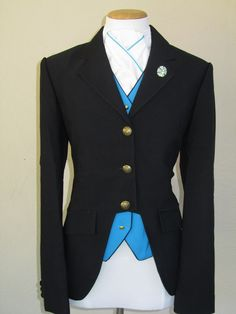 Love this jacket, and the colored vest with matching stock tie trim!  COLOR!!!!!
