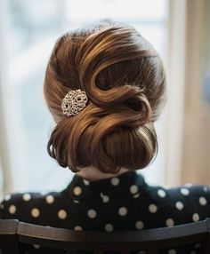 Flaxen hair for the winter | fashion hairstyles