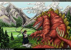 Jake the Dragonslayer