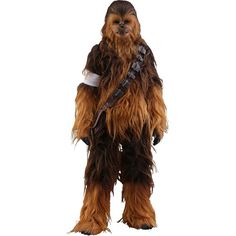 Star Wars Chewbacca Movie Masterpiece Action Figur 1/6 Skala