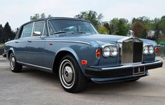 1977 Rolls-Royce Silver Shadow II Convertible
