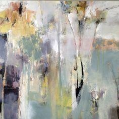"""114 Likes, 5 Comments - Joan Fullerton (@joanfullertonart) on Instagram: """"Large spring painting, 48x60"""""""