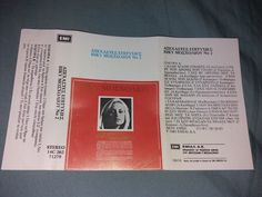 Vicky Moscholiou - Unforgettable Successes No 2 (1st cassette cover)
