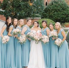 ✨Have you booked your Bridesmaid appointment yet? We carry beautiful gowns designed by Morilee with over 50 colors to choose from. Get the squad together for a girls day and let them have their yes moment too! 💙 Beautiful Gown Designs, Beautiful Gowns, Designer Bridesmaid Dresses, Designer Dresses, Wedding Dresses, Mori Lee Bridesmaid, Bridesmaids, Girl Day, Chiffon
