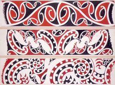 Williams, Herbert William :Designs of ornamentation on Maori rafters… Abstract Sculpture, Sculpture Art, Metal Sculptures, Bronze Sculpture, Arabesque, Maori Legends, Maori Patterns, Maori People, Maori Tattoo Designs