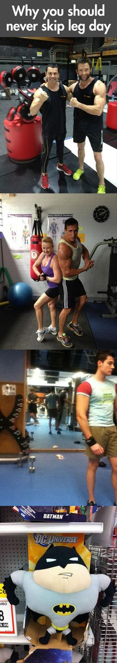 Friends don't let friends skip leg day Haha Funny, Funny Cute, Funny Memes, Hilarious, Jokes, Funny Stuff, Gym Humor, Workout Humor, Training Motivation