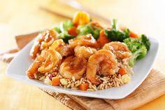 Sauté de crevettes et de brocoli...un repas de moins de 300 calories !