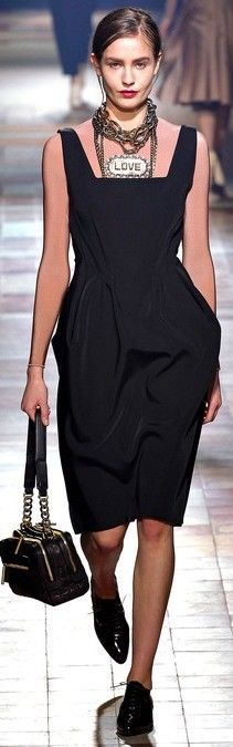 Lanvin 2013...I so want this necklace....:)