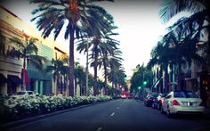 North Rodeo Drive, Beverly Hills, California