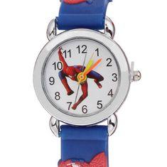 Spiderman Children's Analogue Wrist Watch - Cartoon Marvel Wristwatch Boy Gift  #Unbranded
