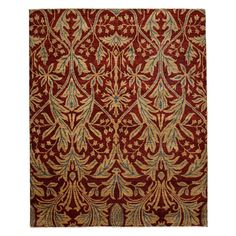"""Meadow Collection Oriental Rug, 8'3"""" x 10'1"""""""