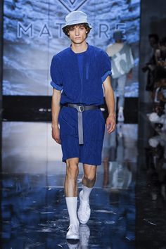 MatiereMenswear Spring Summer 2018 Fashion Show in New YorkNYTCREDIT NOWFASHION