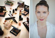 Diese Beautyprodukte benutzt Julia Hartmann gern für ihr Make up.