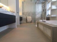 Beal Mortex Color ook voor de  badkamer