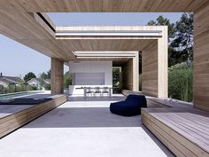 ..OHHH, I WISH! Fantastisk arkitektur av Gus Wustermann! I dag...
