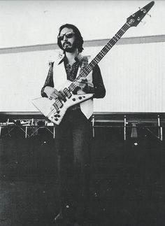 On bass...John Entwistle. Best bassist ever