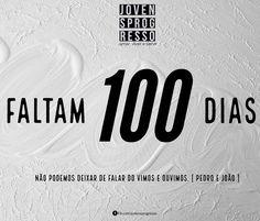 Aguardem...#JovensProgresso #Faltam100dias