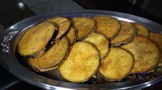 Berinjela empanada  Por: Sussa Rodrigues