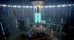 Knobs, buttons, levers and switches — get an intensely close look at the control panel of the latest TARDIS. What button does what? Which window is for communication? Is there a method to the Doctor's TARDIS console-thwapping madness?