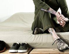 Gram - Fall/Winter 2014 Footwear Collection