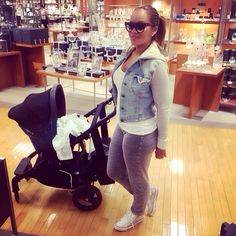 The cutest mommy style ever! Still gettin the SFS!