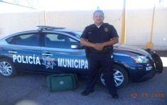 Siempre quise ser policía municipal para servir: Edgar de León, policía 3 ero…