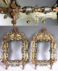 Antique Frames, French Antiques, Framed Art, Battle, Shells, Artist, Home Decor, Conch Shells, Antique Picture Frames