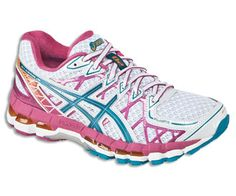 Asics Gel - Kayano 20. In my dreams. This is a $160 shoe!! Due in 2014.